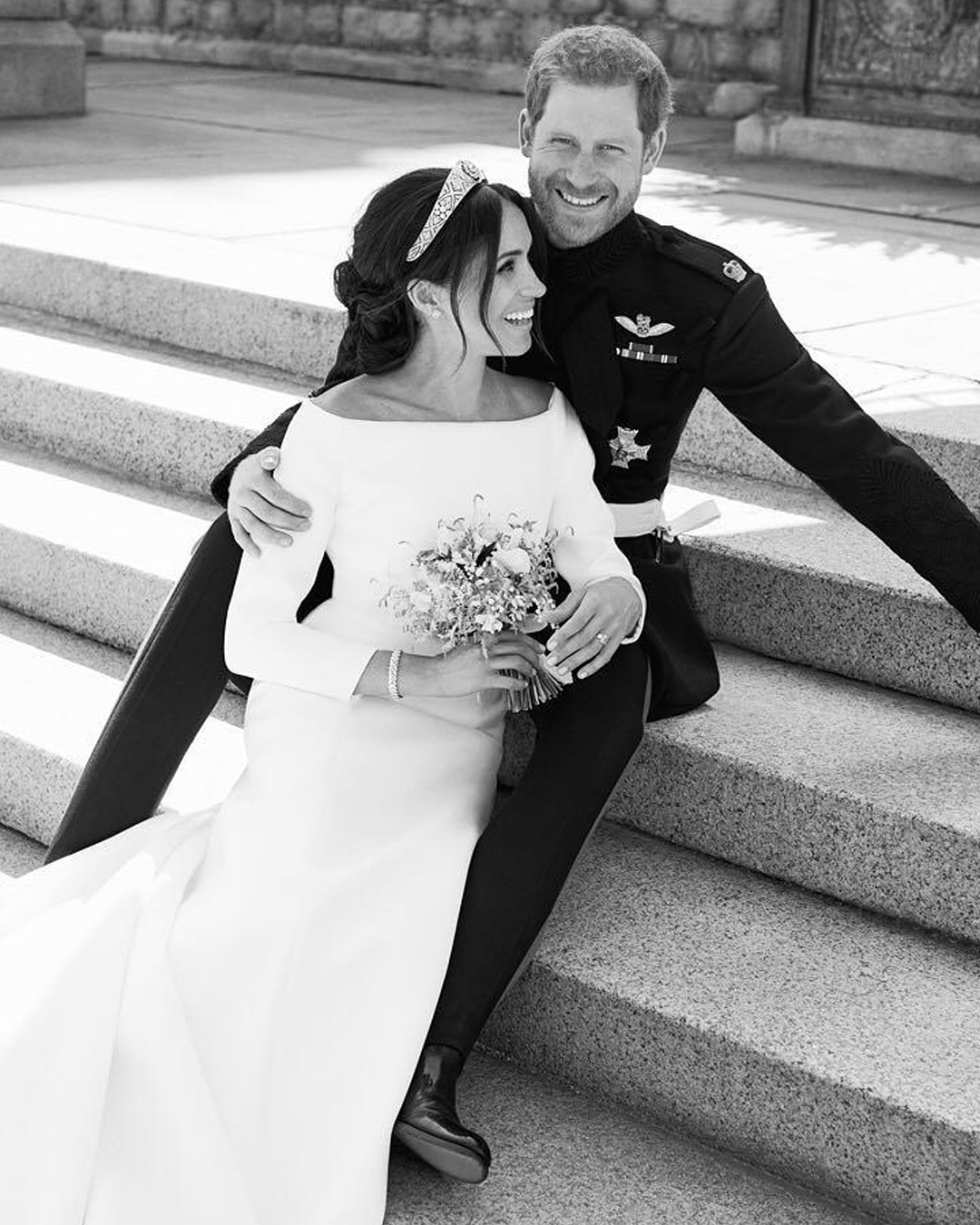 The Duke & Duchess of Sussex. CREDIT: ALEXI LUBOMIRSKI