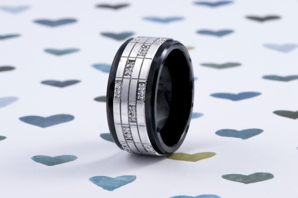 Lifestyle Pictures of Wedding Rings