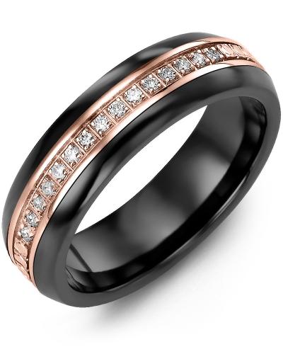 Men's & Women's Eternity Diamond Wedding Ring