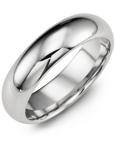 Men's & Women's Cobalt Wedding Band