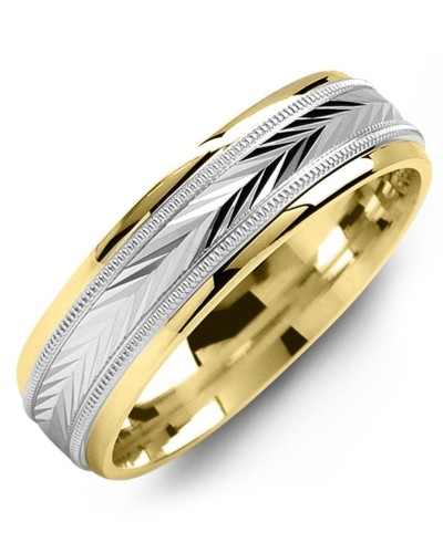 KARAT DESIGN from MADANI Rings. Wedding bands, fashion rings, promise rings, made of Tungsten, Ceramic, Cobalt, and Gold. View the collection at madanirings.com
